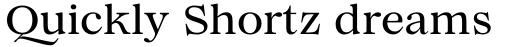 Lovelace Text Medium sample