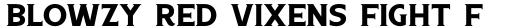 Boardwalk Avenue Serif Regular sample