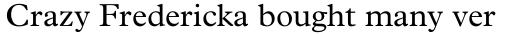 Linotype Devanagari Regular sample