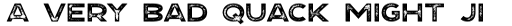 Explorer Print Sans Bold sample