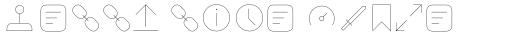 Duepuntozero Pro Icon Thin sample