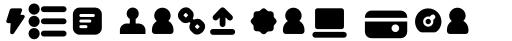 Duepuntozero Pro Icon Black sample