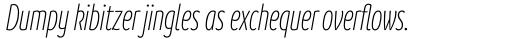 Branding SF Cmp Light Italic sample