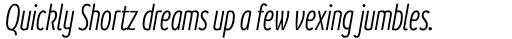 Branding SF Cmp Semi Light Italic sample