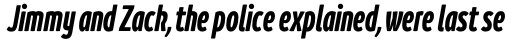 Branding SF Cmp Bold Italic sample