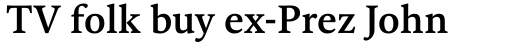 FF Kievit Serif Medium sample