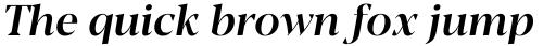 Blacker Pro Display Medium Italic sample