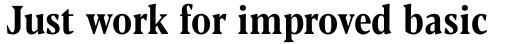 Blacker Pro Text Condensed Bold sample