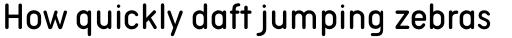 Aristotelica Pro Text Condensed Regular sample