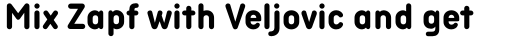 Aristotelica Pro Text Condensed Bold sample