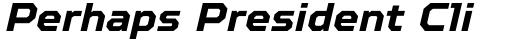 TT Octosquares Bold Italic sample