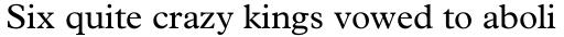 Linotype Bengali Regular sample