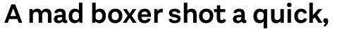 Aestetico Semi Bold sample