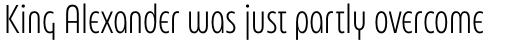 Eastman Condensed Compressed Alternate Light sample