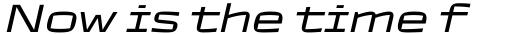 TT Autonomous Light Italic sample
