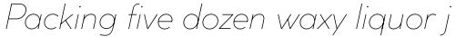 Coco Sharp Variable Italic sample