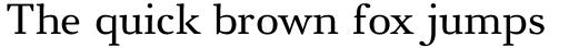 Pyke Text Regular sample