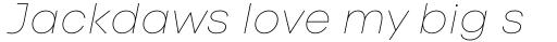 Code Next Hairline Italic sample