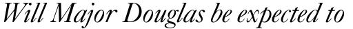 Caslon 540 Std Italic sample