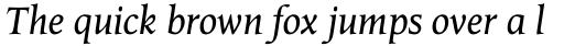 Octavian Italic sample