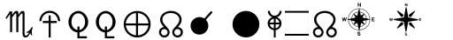 Astrology 2 sample