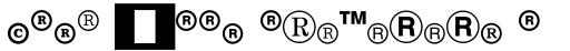 Legal Trademarks sample