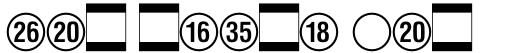 Numerics 1 sample