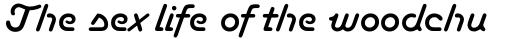 Tarantula Script RR Medium sample