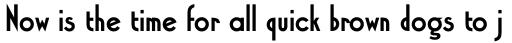 Xctasy Sans RR Bold Alternates sample