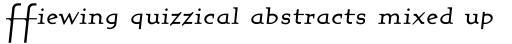 Quartet Fractions Regular sample