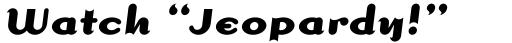Dogma Script Bold sample