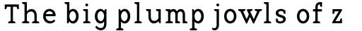 Base 12 Serif sample