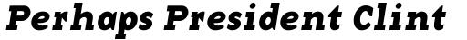 Base 12 Serif Bold Italic sample