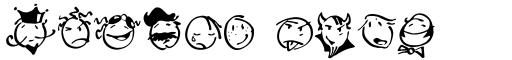 Linotype Smileface Regular sample