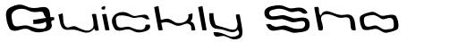 Linotype WaterFlag Regular sample