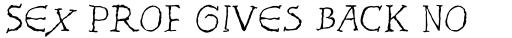 Linotype Invasion Wilhelm sample