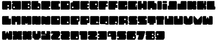 Tonal Font Sample