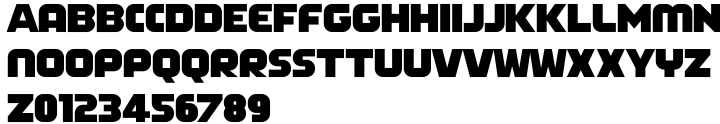 FT Industry Machine™ Font Sample