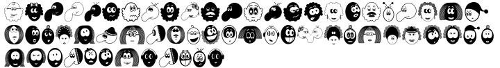 Gostosinhos Font Sample