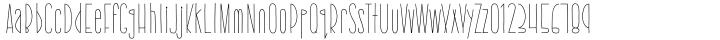 Firefly™ Font Sample
