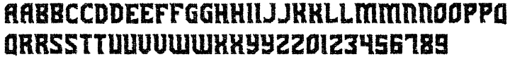 Motorwerk Font Sample