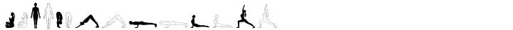 Yoga Studio™ Font Sample
