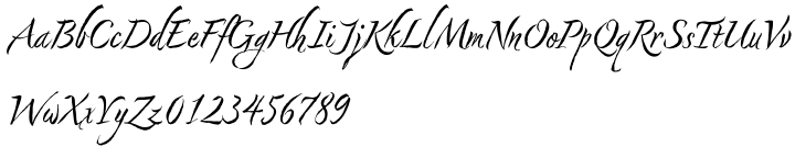 Nori Font Sample