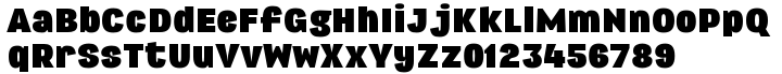 Republica 4F™ Font Sample