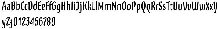 ITC Whiskey™ Font Sample