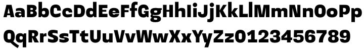 JAF Peacock Font Sample