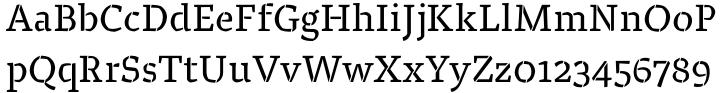 Brilliant™ Font Sample