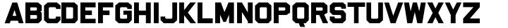 Celluloid JNL Font Sample