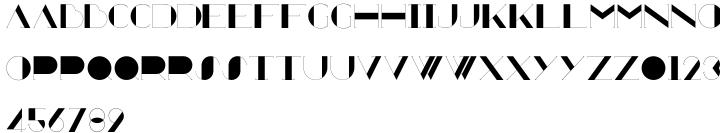 Zaza Font Sample