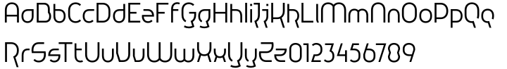 signque Font Sample